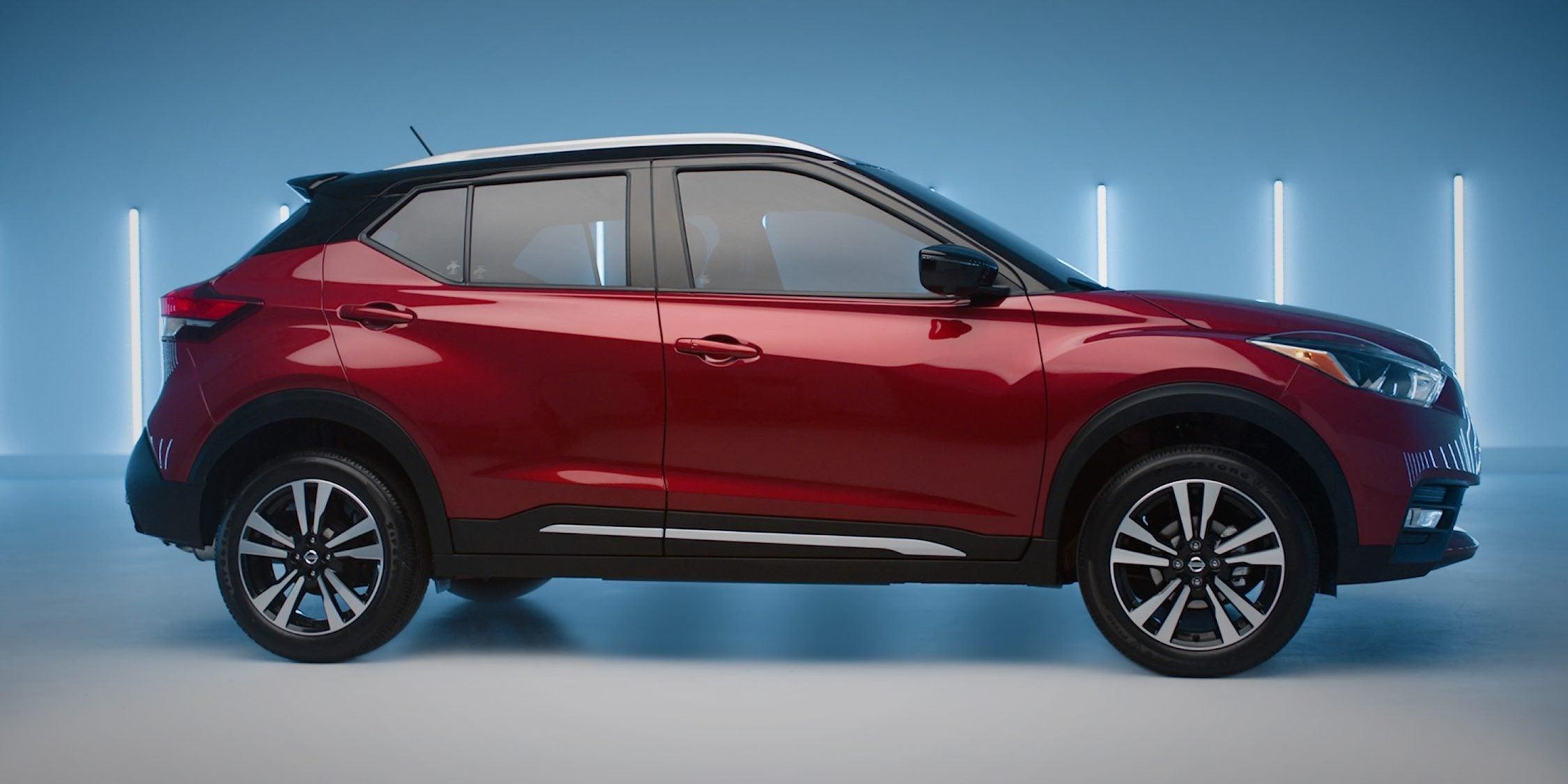 Exploring The 2018 Nissan Kicks At Bedford
